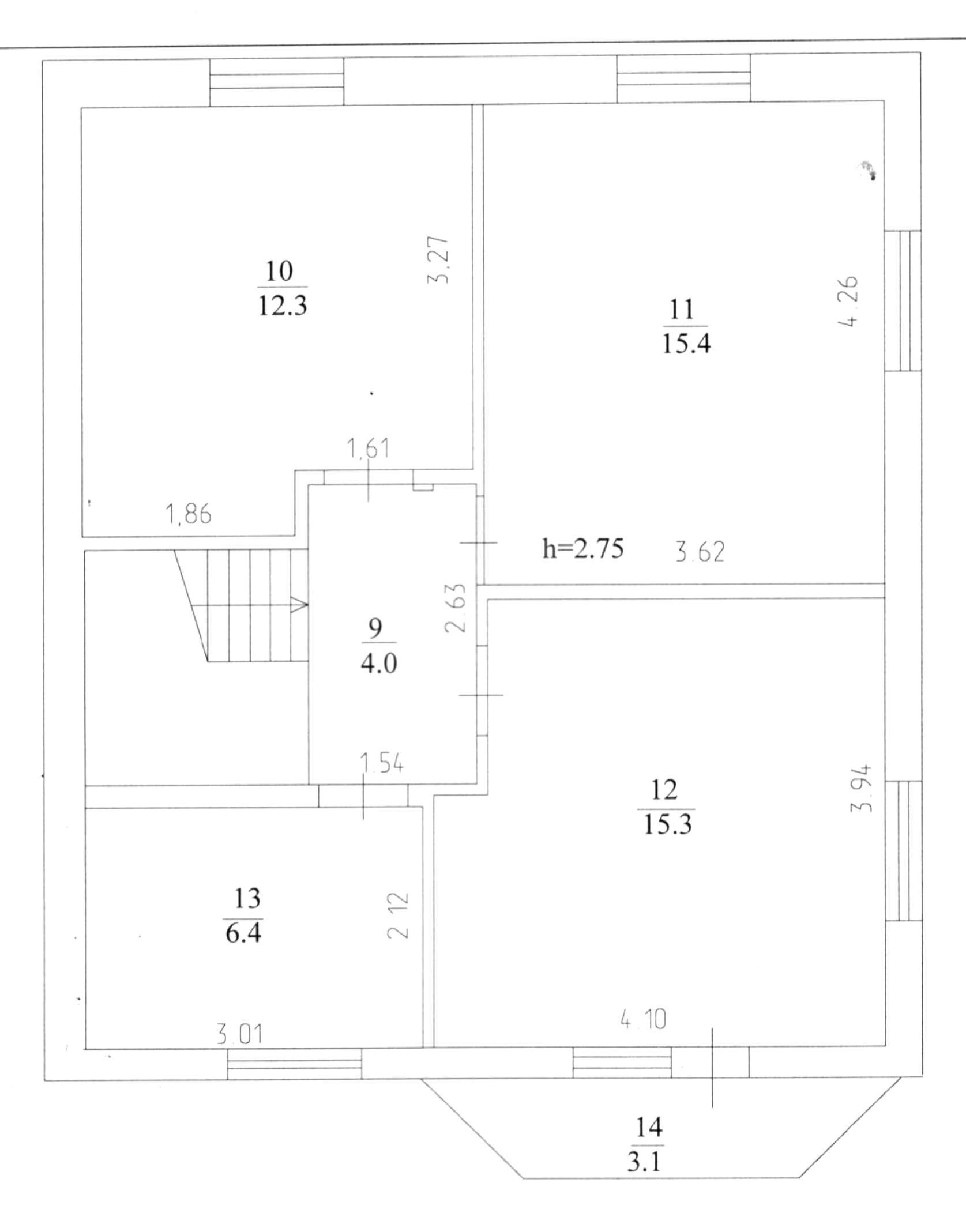 план 2 этаж 14 родное лесная поляна кемерово
